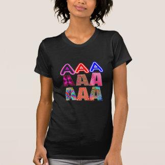 GESCHENK jemand ein Aaa-Grad: Bestätigen Sie T-Shirt