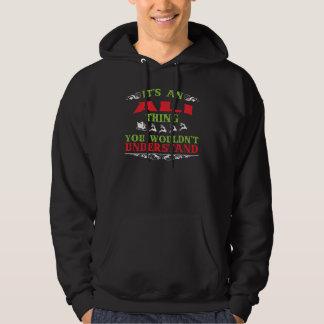 Geschenk-T-Shirt für ALI Hoodie