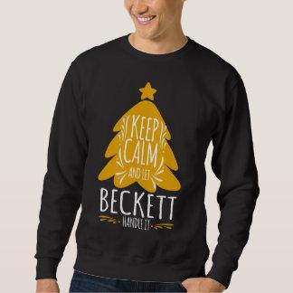 Geschenk-T-Shirt für BECKETT Sweatshirt