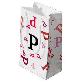 Geschenk-Tasche - durcheinandergebrachte Kleine Geschenktüte