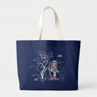 Geschenk-Taschen-Tasche des kundenspezifischen Jumbo Stoffbeutel
