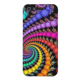 Geschenk von Perlen-Regenbogen-Gay Pride iPhone iPhone 5 Case