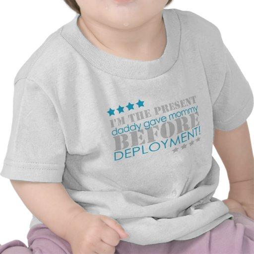 Geschenk zwischen Stationierungen Shirt
