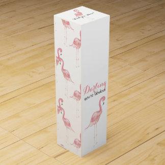 Geschenkboxen für 21. Geburtstags-Geschenk Wein-Geschenkverpackung