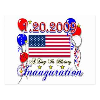 Geschenke der Einweihungs-2009 und Postkarten