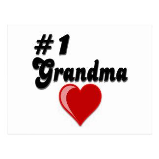 Geschenke des Großvaters der Großmutter-#1 Tages Postkarte