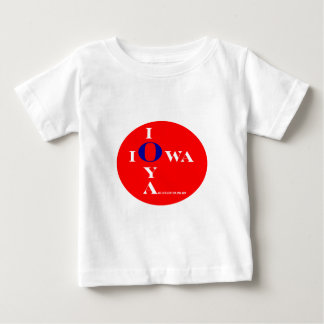 Geschenke Einweihung 2009 IOWAS IOYA Baby T-shirt
