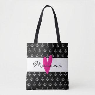 Geschenke für Freimaurerdamen Tasche