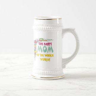 Geschenke für Mutter-Tag Bierglas