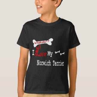 Geschenke Norwichs Terrier T-Shirt