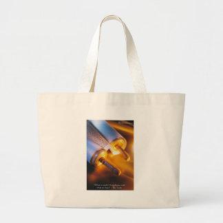 Geschenke Torah Klugheits-(Reichtum/Glück), Tassen Jumbo Stoffbeutel