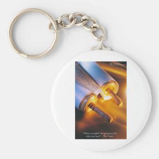 Geschenke Torah Klugheits-(Reichtum/Glück), Tassen Schlüsselanhänger