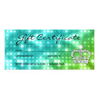 Geschenkgutschein-Salon des Weihnachten232 Werbekarte