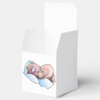 Geschenkverpackung Schlummer Bärchen Geschenkschachtel