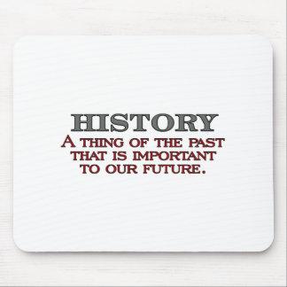 Geschichte Mousepad