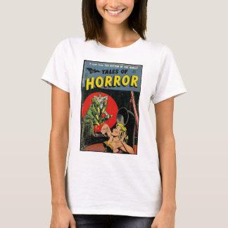 Geschichten des Horror-Comic T-Shirt