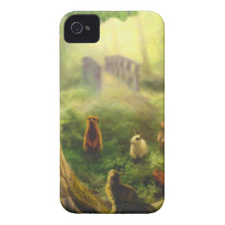 Geschichten vom flüsternden Baum iPhone 4 Cover