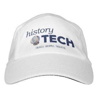 GeschichtsTechnologiehut Headsweats Kappe