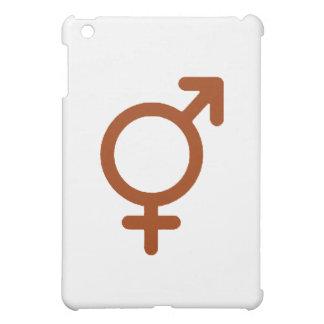 Geschlecht neutrales Brown die MUSEUM Zazzle Hülle Für iPad Mini