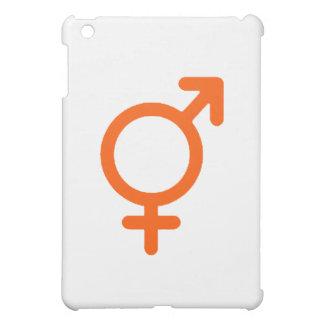 Geschlechts-neutrale Orange die MUSEUM Zazzle iPad Mini Hülle