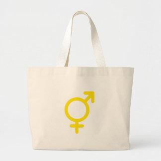 Geschlechts-neutrales Gelb die MUSEUM Zazzle Gesch Tasche