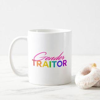 Geschlechts-Verräter Kaffeetasse