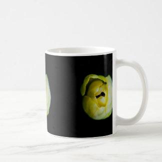 Geschlossene Tulpe Kaffeetasse