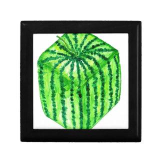 Geschmackvolle Wassermelone Art2 Geschenkbox