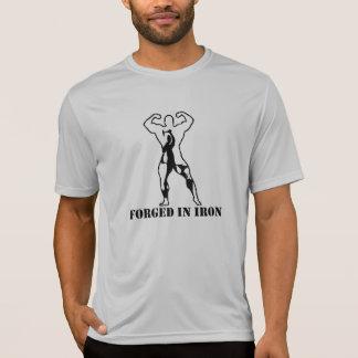 Geschmiedet im Eisen T-Shirt