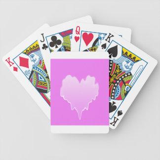 Geschmolzenes Heart.jpg Spielkarten