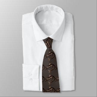Geschöpf Bedruckte Krawatten