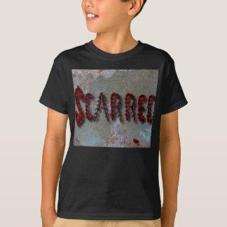 geschrammter Fan T-Shirt