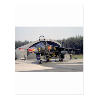 Geschwader SEPECAT Jaguar GR.1 XX732 (1979) RAF 54 Postkarte