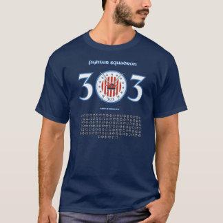Geschwader-T - Shirt des Kämpfer-303