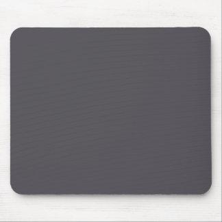 Geschwärzte Perlen-Grau-Farbe Mauspads