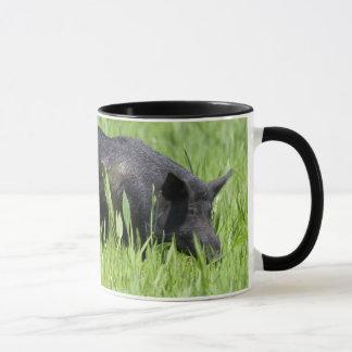 Geschwärztes Schweinefleisch Tasse