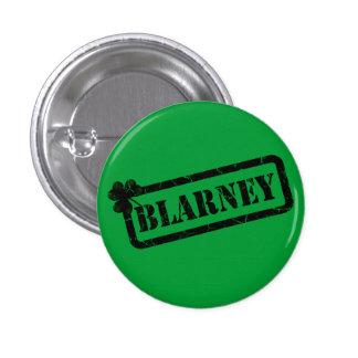 Geschwätz-Knopf St. Patricks irischer Tages Runder Button 2,5 Cm
