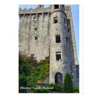 Geschwätz-Schloss Postkarte