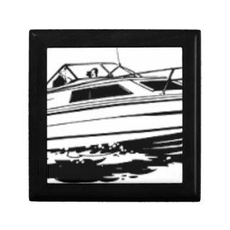 Geschwindigkeits-Boots-Kreuzer Erinnerungskiste