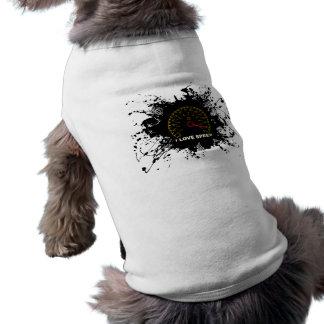 Geschwindigkeits-Emblem-städtische Art 3 T-Shirt