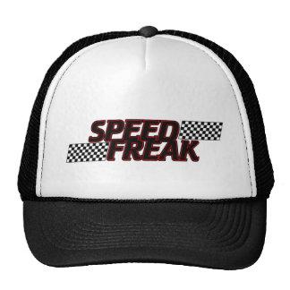Geschwindigkeits-Freak Mützen