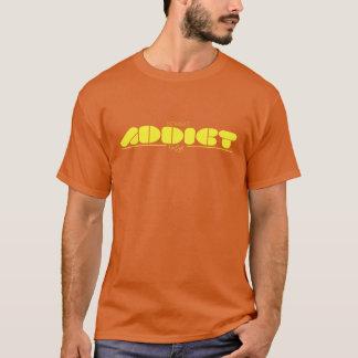 Geschwindigkeits-Süchtig-Neon T-Shirt