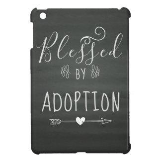 Gesegnet durch Adoption - Pflegesorgfalt, iPad Mini Hülle