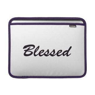 Gesegnet MacBook Sleeve
