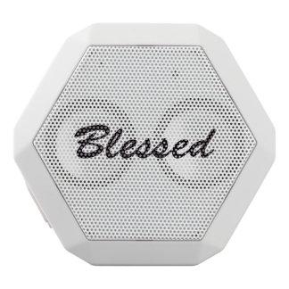 Gesegnet Weiße Bluetooth Lautsprecher