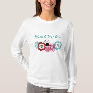Gesegnete Großmutter - personifizieren Sie den T-Shirt