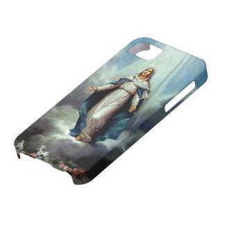 Gesegnete Jungfrau Mary - Mutter des Gottes Schutzhülle Fürs iPhone 5