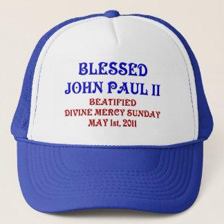 Gesegneter John Paul 2 Truckerkappe
