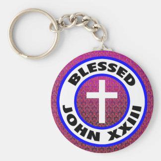 Gesegneter John XXIII Schlüsselanhänger
