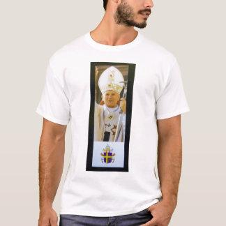 Gesegneter Papst Johannes Paul II. T-Shirt